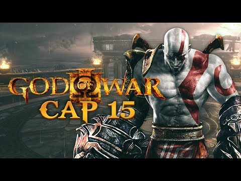 God Of War 3 PS4 Remasterizado #15 (Zeus el provocador)