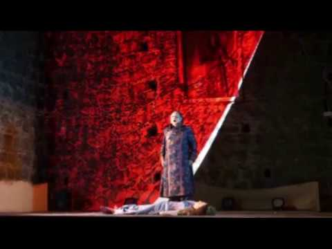 Roy Stevens, baritone -- role excerpts as Verdi's MACBETH