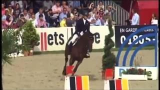 COMME IL FAUT: stallion by Cornet Obolenky - Ratina Z, Markus Ehning, www.equine-evolution.com