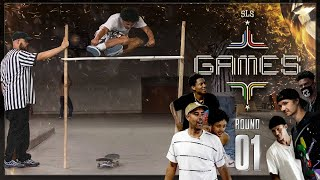Team KOSTON vs Team SHANE Round One: DECATHLON  |  SLS GAMES