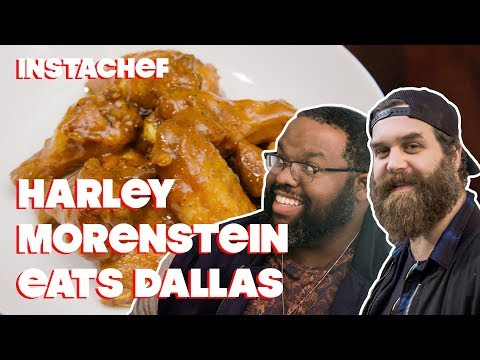 Epic Meal Time's Harley Morenstein Hits Up Dallas' Underground Food Scene    InstaChef