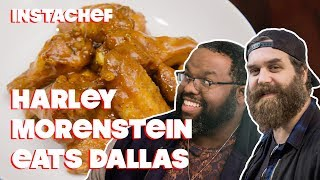 Epic Meal Time's Harley Morenstein Hits Up Dallas' Underground Food Scene || InstaChef