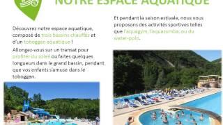Camping La Source du Jabron **** (Drôme Provençale)