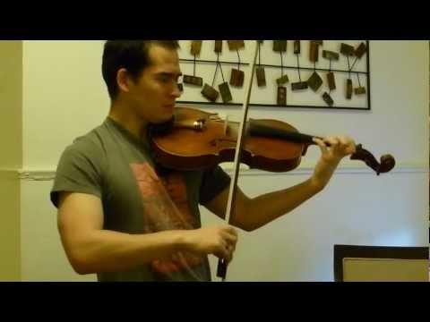 Vivaldi Concerto in D Minor, Op. 3, No. 6, 1st Mvt, Allegro (Viola)
