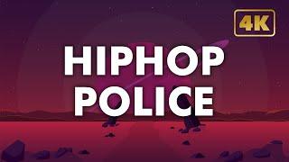 Chamillionaire  feat  Slick Rick - Hip Hop Police ( Lyrical Video )