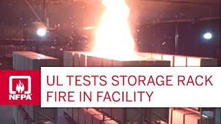 Underwriters Laboratories Fire Test