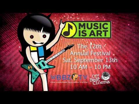 Music is Art 2014