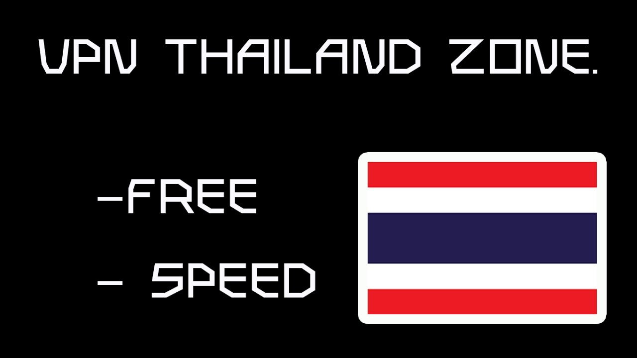 Tcp vpn thailand