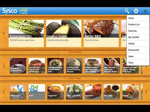Top Android Apps For Chefs
