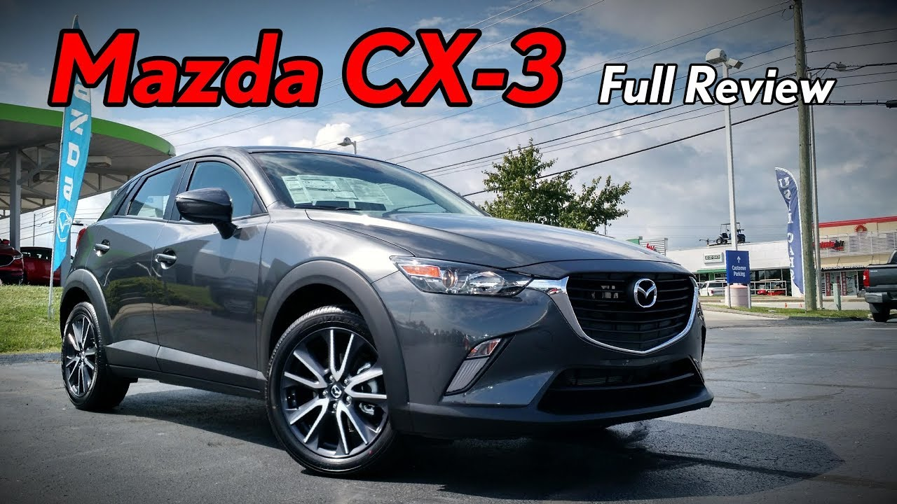 2018 mazda cx 3 full review grand touring touring. Black Bedroom Furniture Sets. Home Design Ideas
