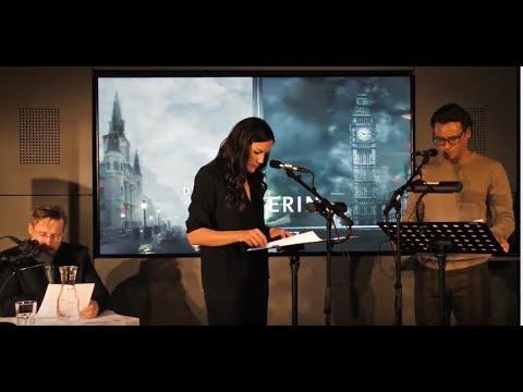 Die Meisterin YouTube Hörbuch Trailer auf Deutsch