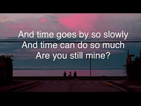 Lykke Li • Unchained Melody (Lyrics)