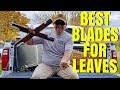 Leaf Mulching What Blades Should You Buy For Mower