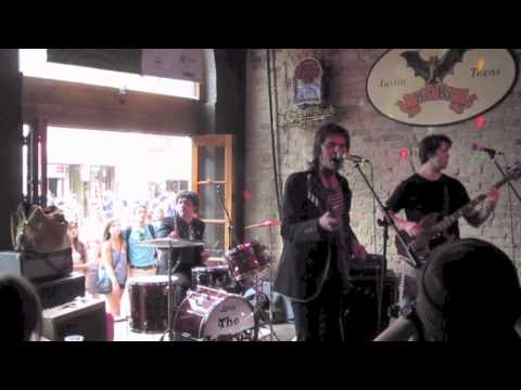 """The Ivorys @ Bat Bar SXSW 2012 Playing new song """"Money"""""""