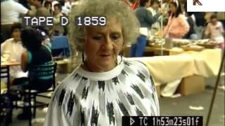 Mid 1980s New York Market, Soho, Summer