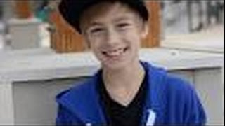 Austin Mahone Say You're Just A Friend Cover by 10 yr old JohnnyO