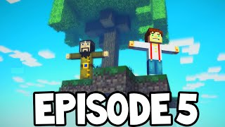 "Minecraft Story Mode - EPISODE 5 - FIRST LOOK! ""ORDER UP"""