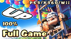 Disney Pixar's UP FULL GAME 100% Longplay (PS3, X360, Wii)