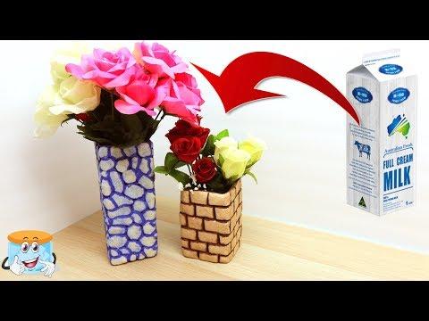 Как сделать вазу своими руками в домашних условиях