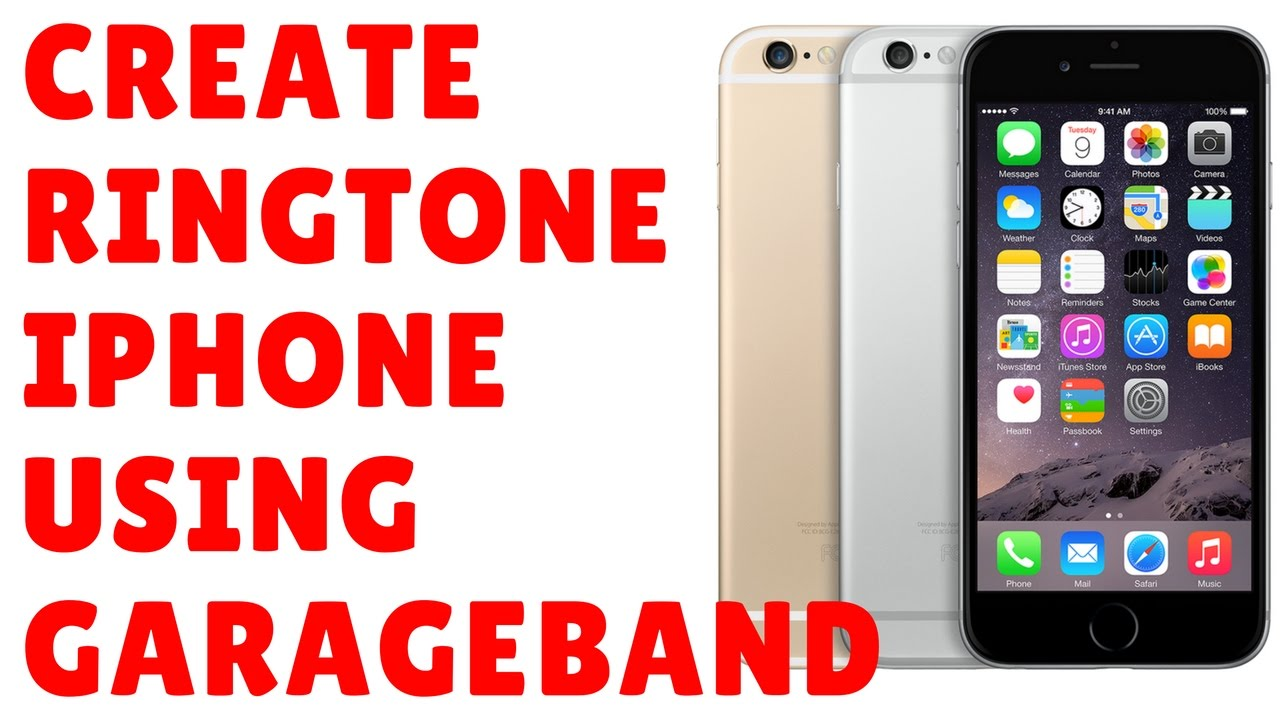 how to set ringtone on iphone 6s plus without computer
