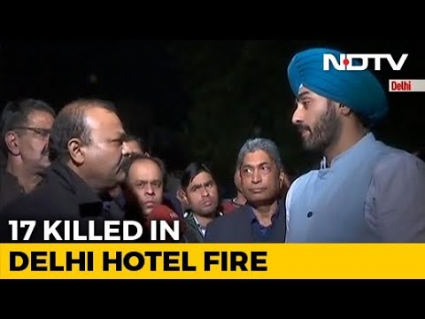 17 Dead In Delhi's Worst Fire In 22 Years Mp3