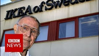 Ikea founder Ingvar Kamprad: Five things to know - BBC News