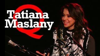 """Tatiana Maslany """"Cosima's sexuality is her least defining quality"""""""