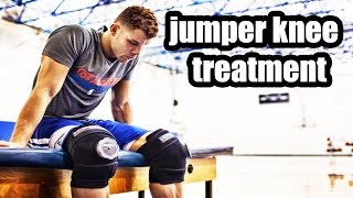 How To Cure Patellar Tendonitis Jumpers Knee