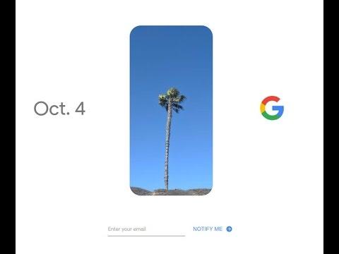 #madebygoogle Oct 4 Event Live Stream Pixel Event
