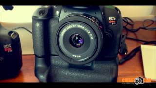 Canon T4i Battery Grip BG-E8