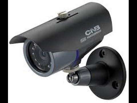 conectar camara de seguridad a tv youtube