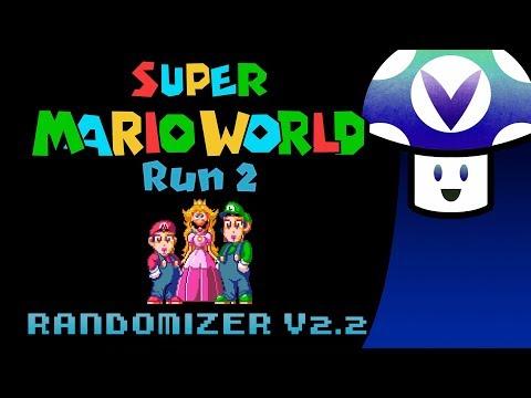 [Vinesauce] Vinny - Super Mario World Randomizer V2.2: Run 2