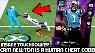 CAM NEWTON IS A MADDEN CHEAT CODE! MY GREATEST COMEBACK EVER! Madden 20 Ultimate Team