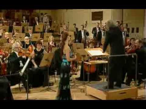 Soyoung Yoon plays at 14th International Henryk Wieniawski Violin Competition 2011 (Stage 4)