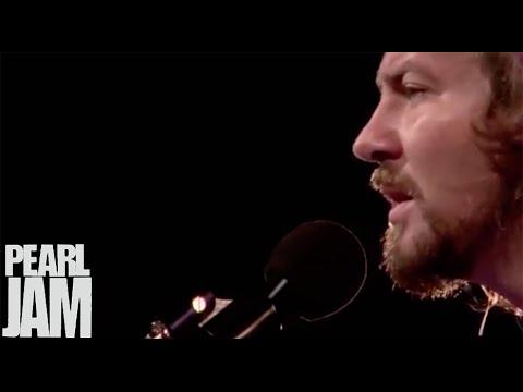 Eddie Vedder - Man Of The Hour