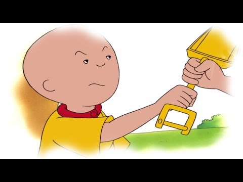 CAILLOU 4 HOUR Marathon Full Episodes  Grumpy Caillou  Cartoons for kids