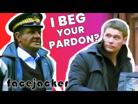 Fake Traffic Warden Pranks Eastenders Star & Other Augustus Pranks (Compilation) | Facejacker