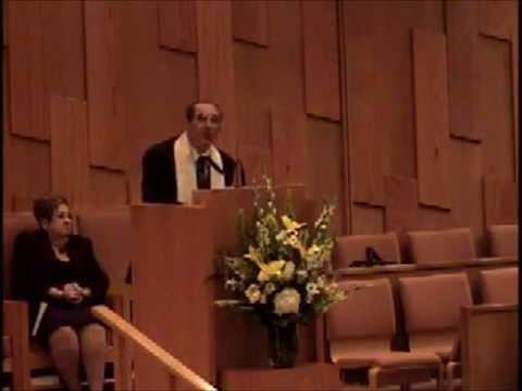 Rabbi Eisenstat's Sermon 10 24 14