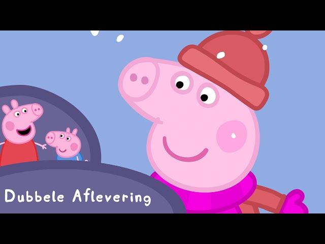Peppa Pig Nederlands Compilatie Nieuwe Afleveringen | Niet zo lekker | Tekenfilm | Peppa de Big