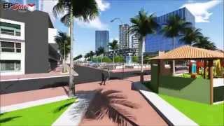 Epstar Design showroom virtuel