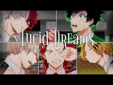 ❖ Nightcore ❖ ⟿ Lucid Dreams [Switching Vocals]