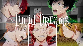 ❖ Nightcore ❖ ⟿ Lucid Dreams [Switching Vocals]