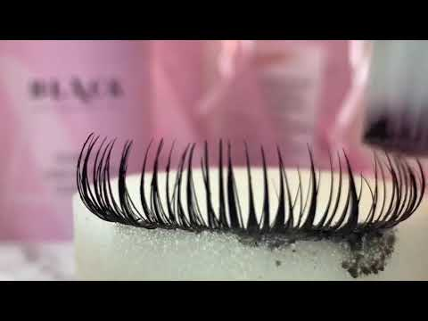 How to clean Eyelash Extensions...