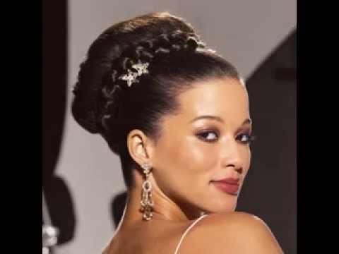 great black girl wedding hairstyles