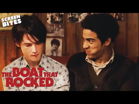 The Boat That Rocked | Heal It With A Bourbon Biscuit | Tom Sturridge