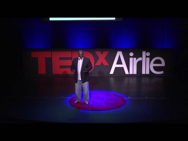 Change Vs. Transformation | Terry Jackson | TEDxAirlie