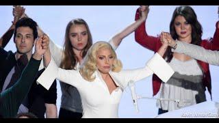 vuclip Lady Gaga Oscar Performance | 2016