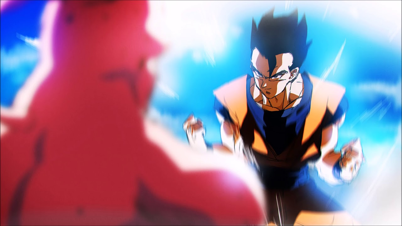 Dragon Ball Z Ost Gohan And Buu Face Off Youtube