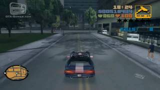 GTA 3 - Walkthrough - Mission #40 - Smack Down (HD)