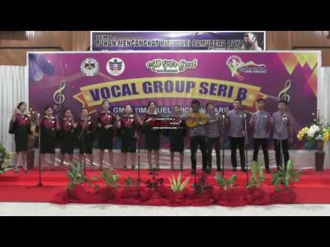 PSdKR 2018 vocal group seri B remaja Sion Tempang